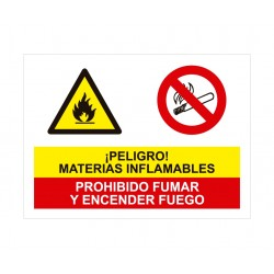 MATERIAS INFLAMABLES...